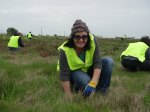 Tree planting in the Coorong